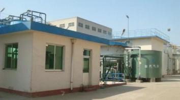 山东和正-香驰集团粮油一公司污水处理工程