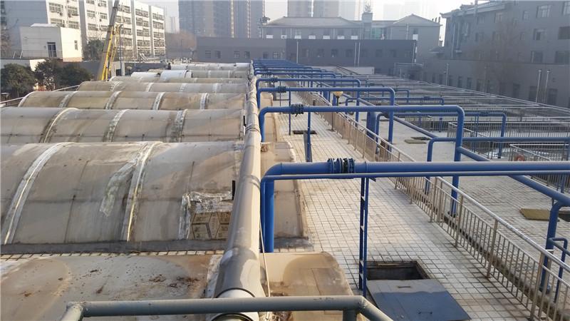 咸阳西郊污水处理厂